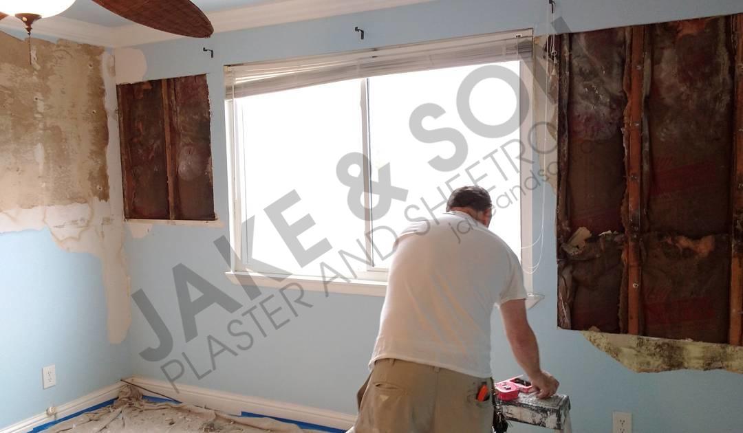 Multi-surface drywall repairs